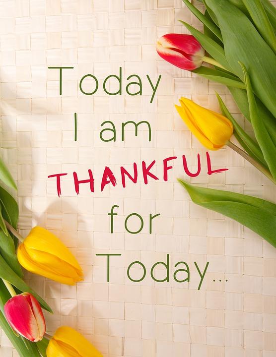 thankful, thanks, grateful