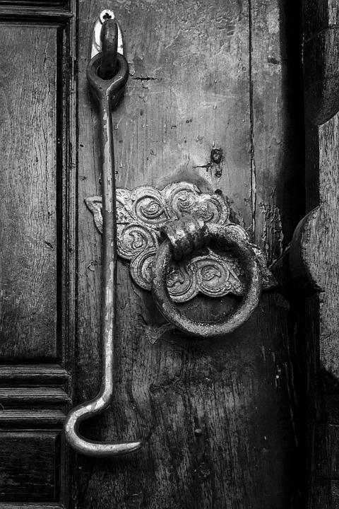 lock, key, door