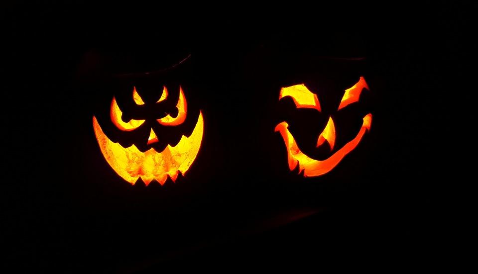 pumpkin, jack-o-lantern, halloween