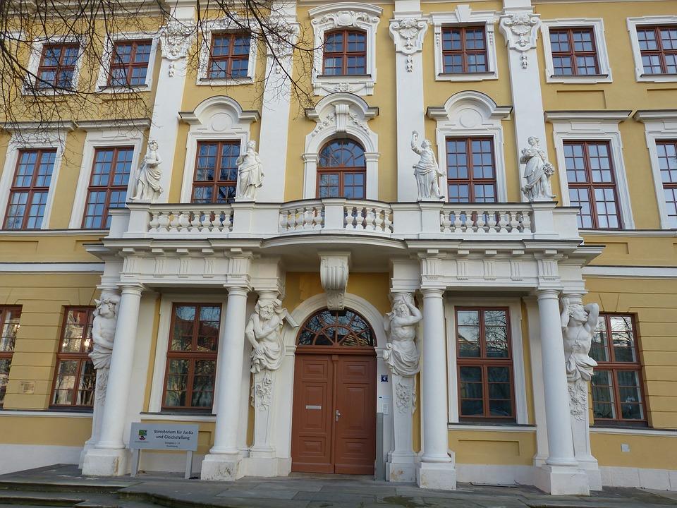 magdeburg, art nouveau, facade