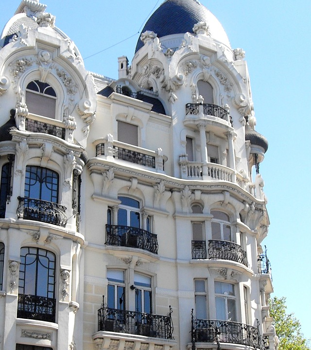 architecture, madrid, spain