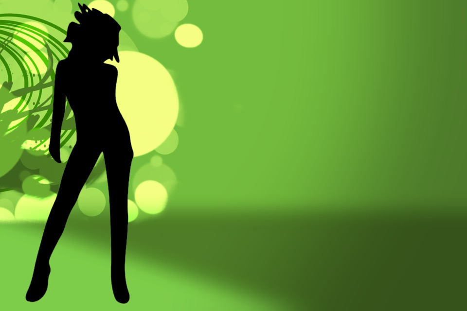 dancer, background, woman