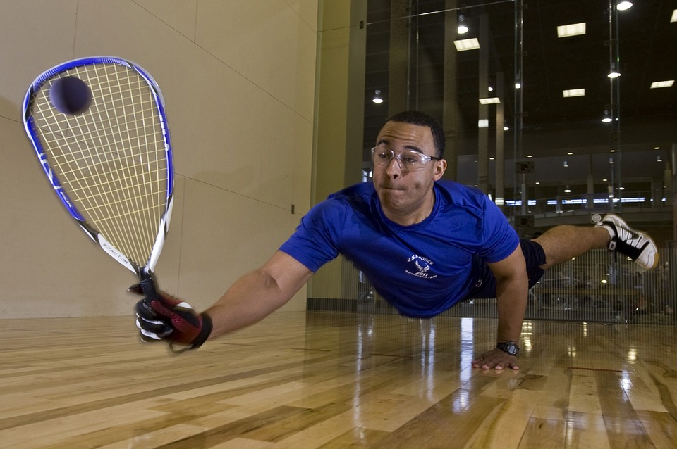 racquetball, sports, exercise