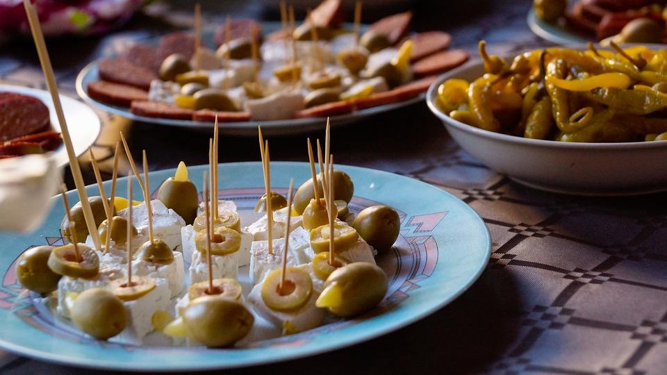 food, dish, plate