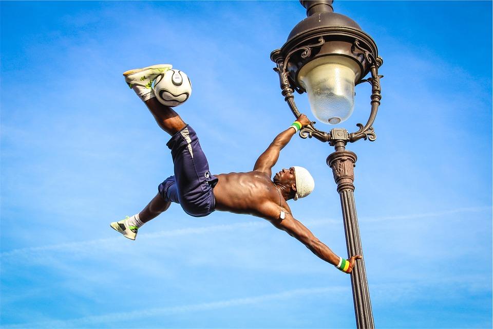 fitness, athlete, soccer