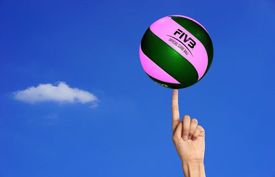 volleyball, ball, ball game