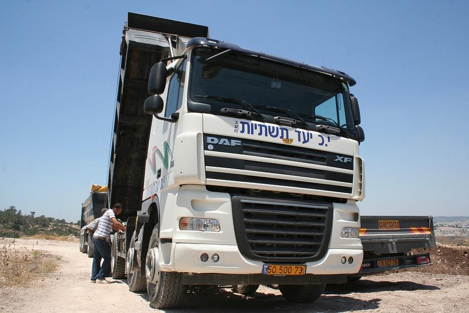 transportation, automotive, truck