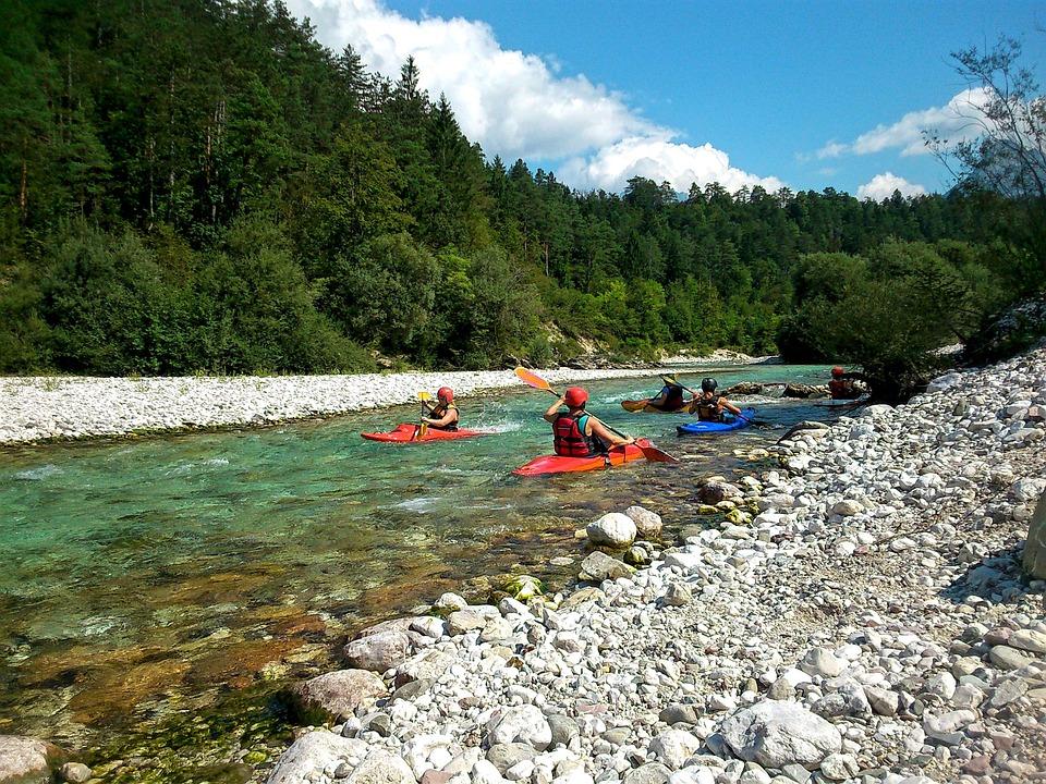 kayak, kayaking, sport