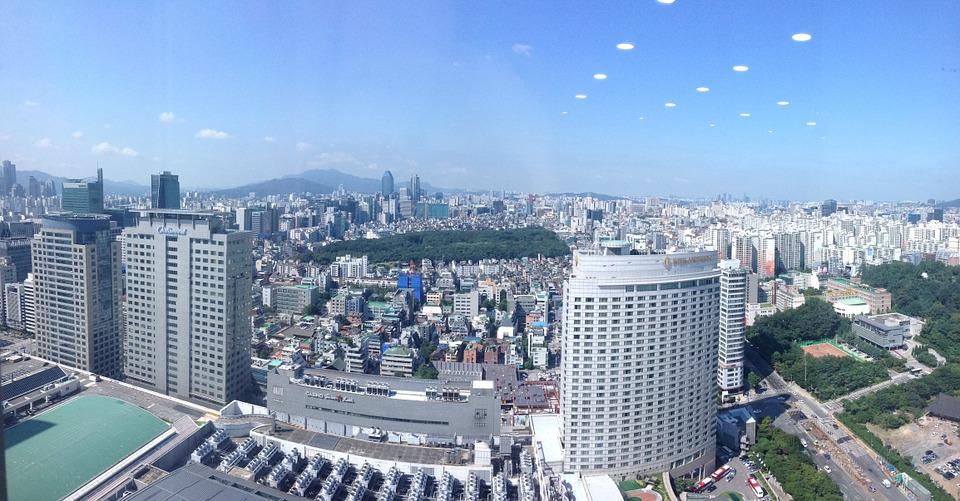 seoul, korea, city