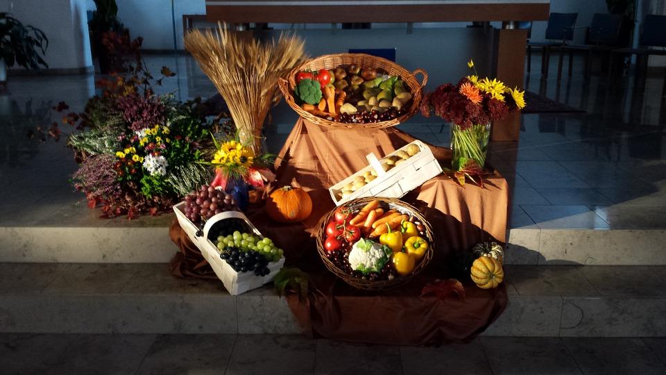 thanksgiving, autumn, food
