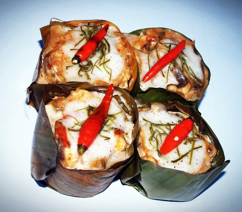 thai, food, dish