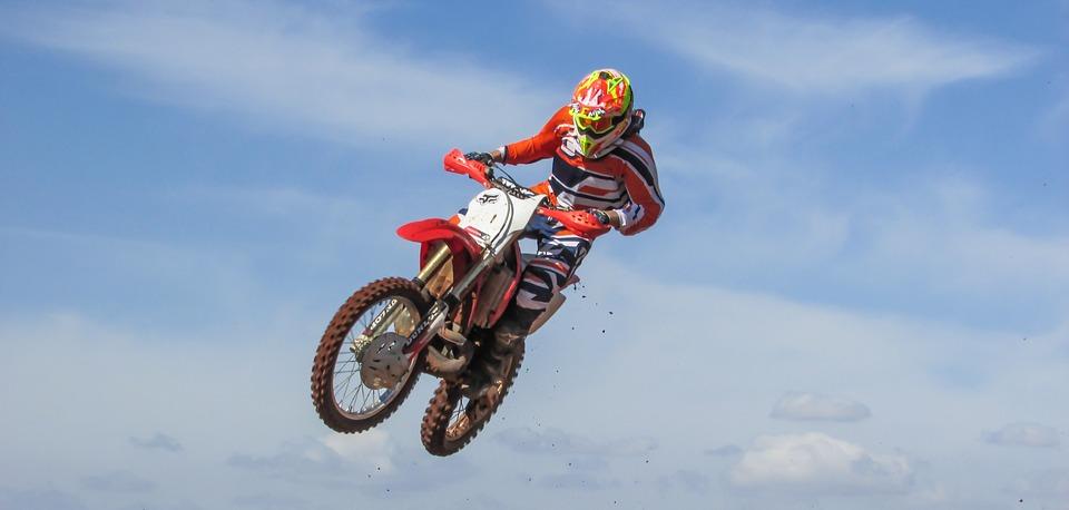 motocross, sport, extreme