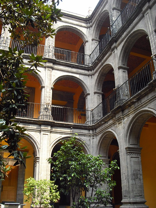 colonial, mexico, historical