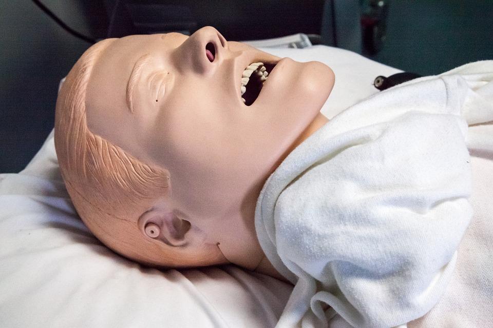 paramedics doll, hospital, medical