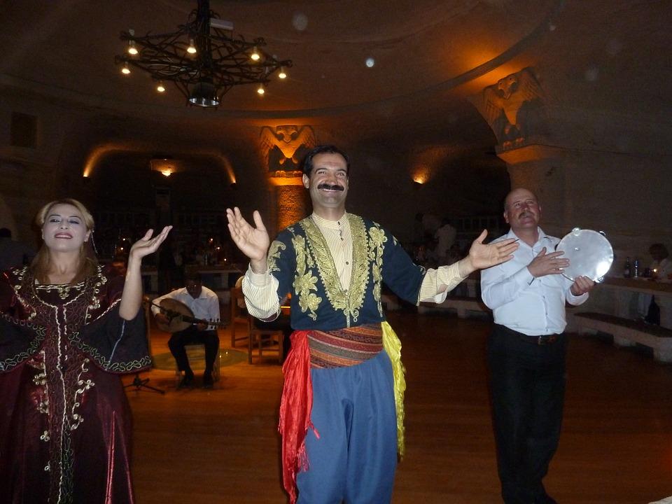 folklore, cappadocia, turkey