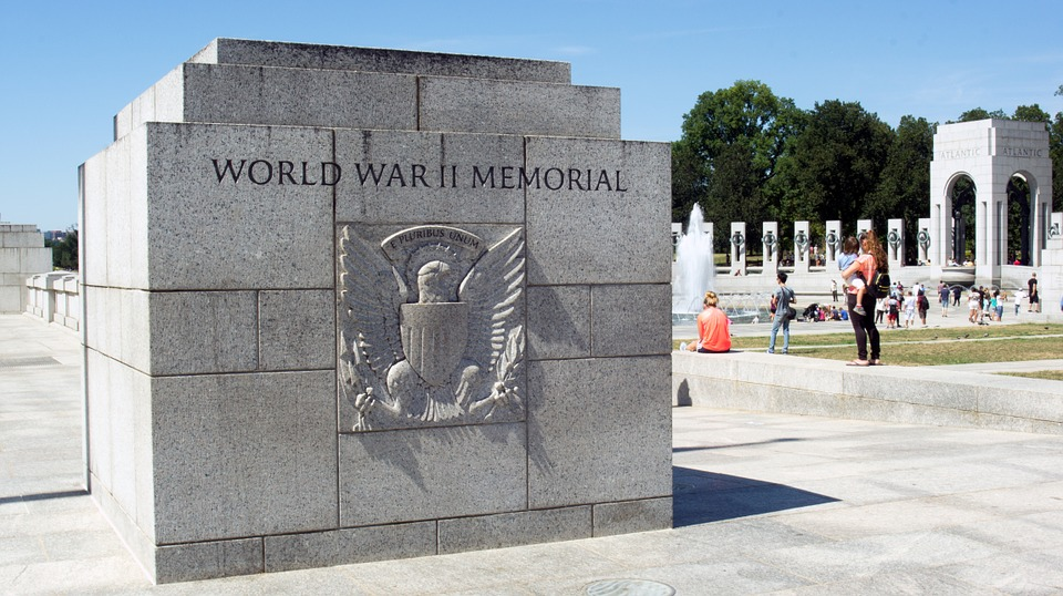 wwii, memorial, washington