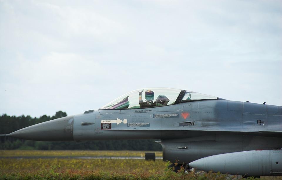 military, f16, aviation