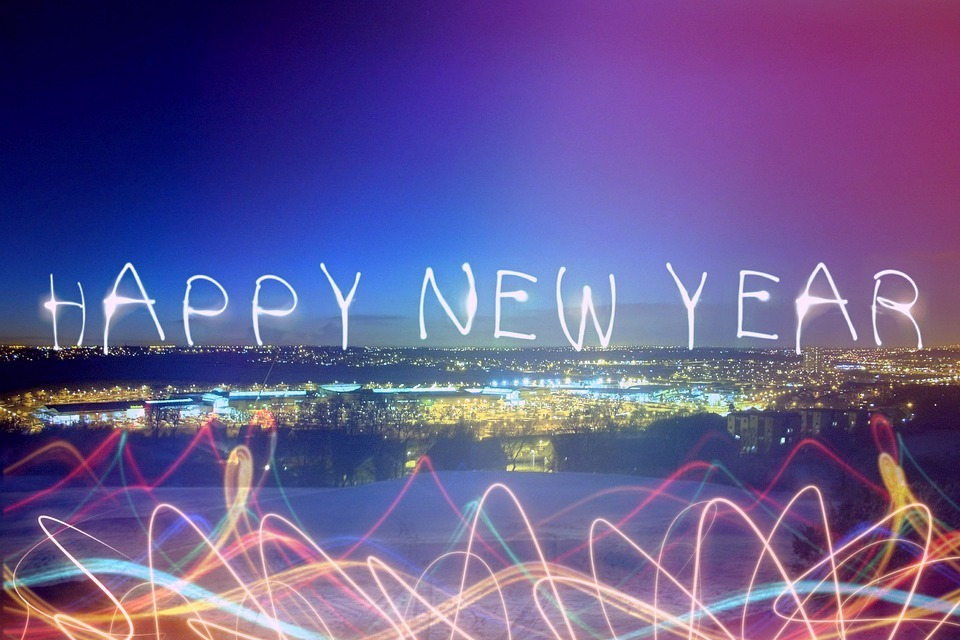 happy new year, new year\'s day, new year\'s eve
