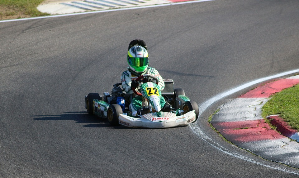 go kart, motorsport, race