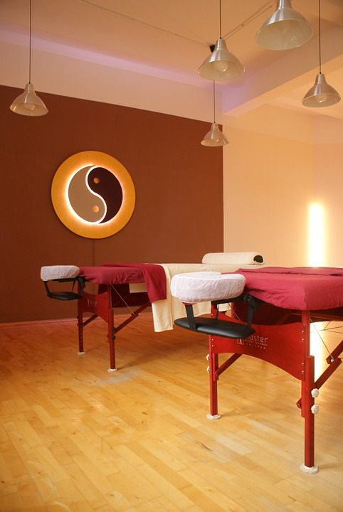 massage, massage room, training