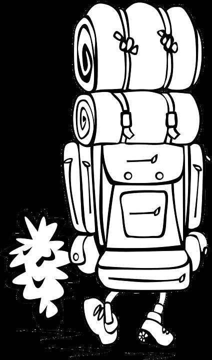 backpacking, backpacker, hiking